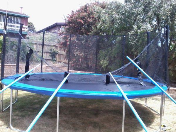 Trampoline Installation Clifton Springs